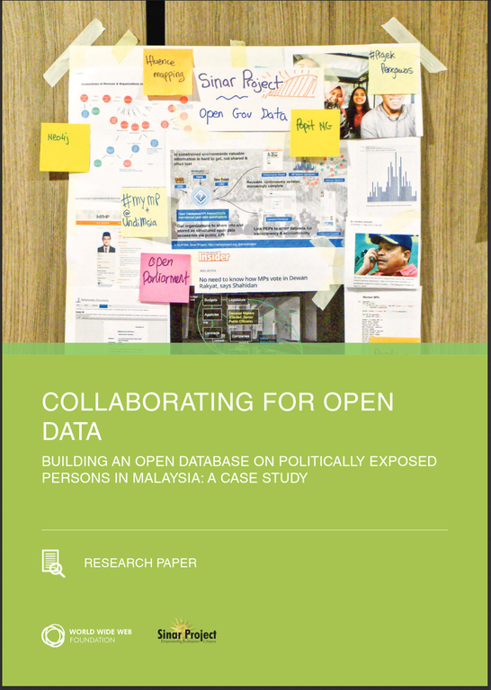 Collaborating for Open Data