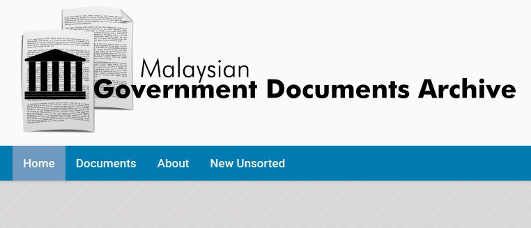 Government Document Archives